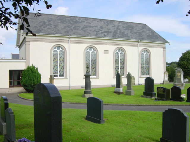 irl leckpatrick parish church