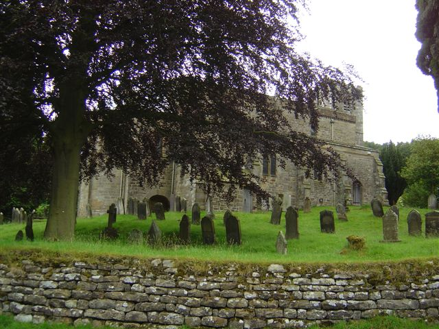 uk yorks ch lastingham christ church